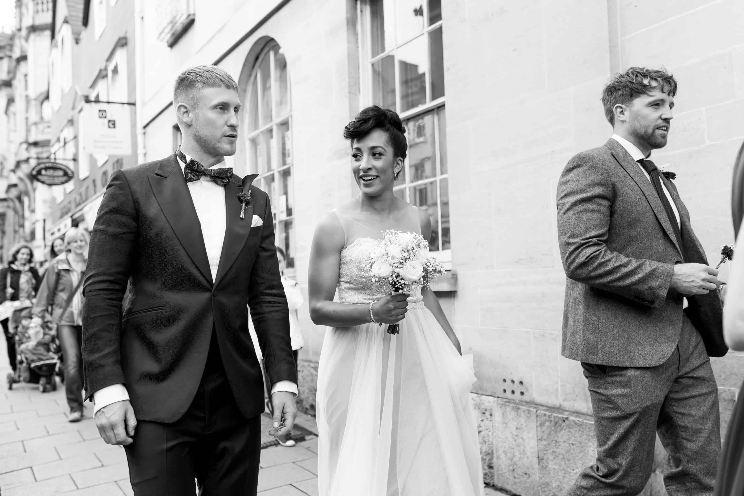 Stunning Couple - Beautiful Bridal Makeup By Miss Diamond @ Gemma Sutton
