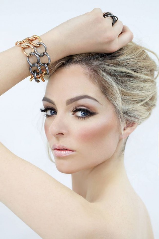 Bridal Make Up: Eyeshadow shades to suit your eye colour...