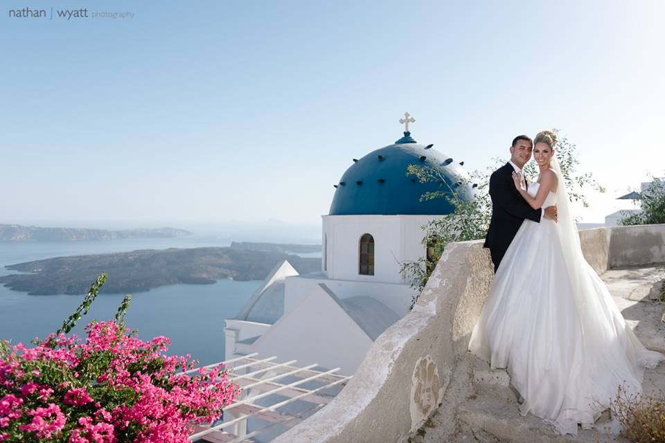 Santorini Wedding - Hair and Makeup - Gemma Sutton42