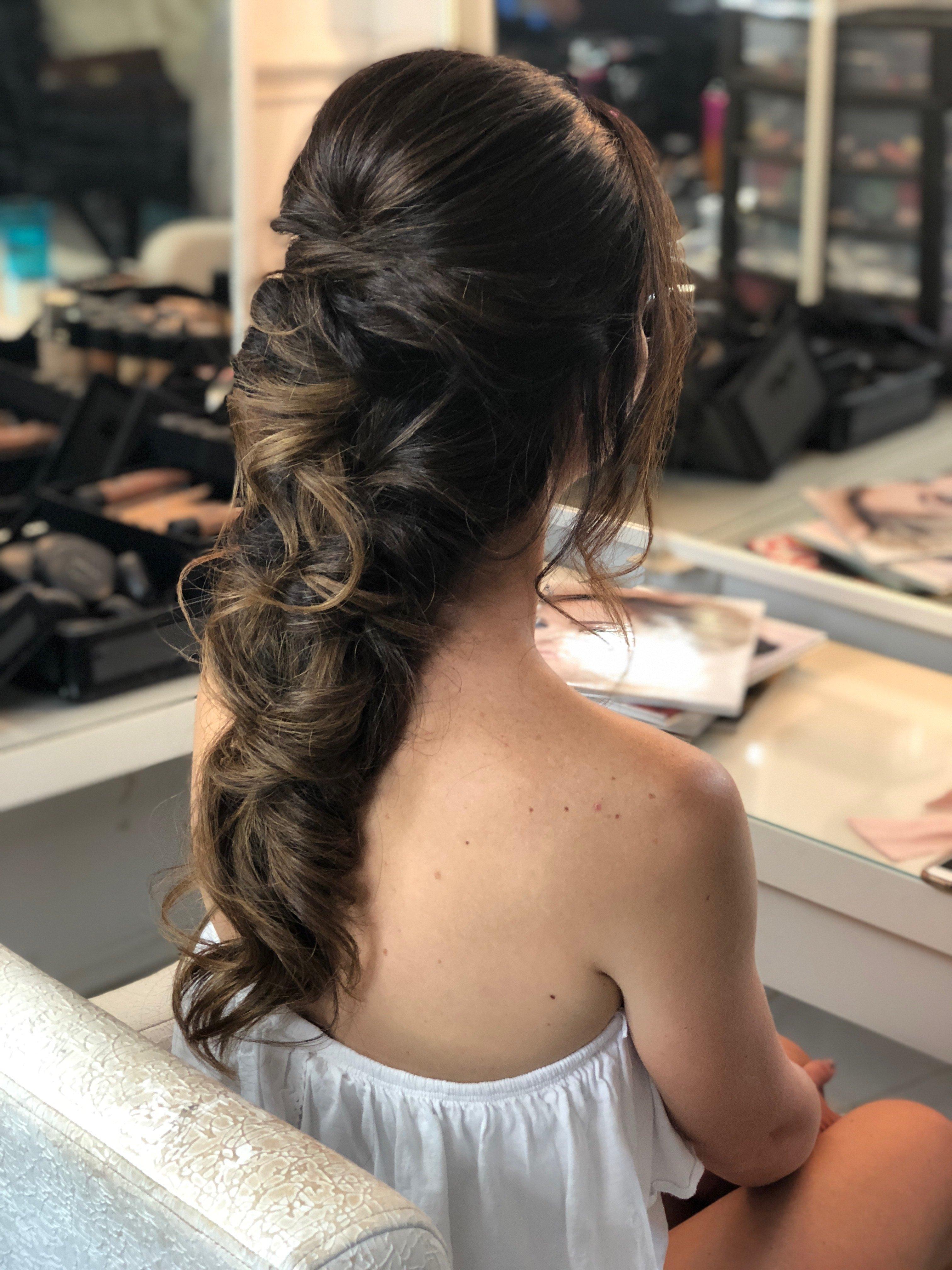 best wedding hair - Gemma Sutton2
