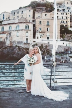 Lauren's Amalfi Wedding.