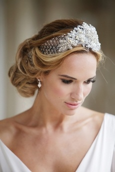 Headpieces to suit your face shape and style